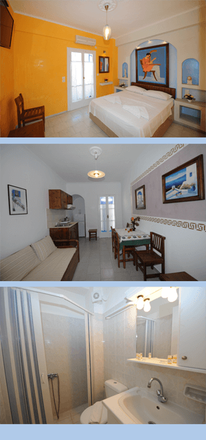 orfeas apartments images